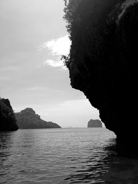 Poda Island Cliffs