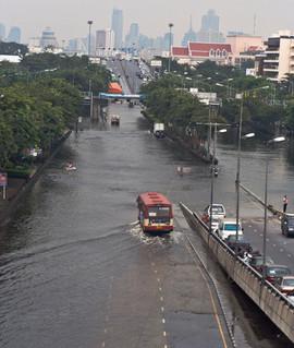 Bangkok flood, 2011
