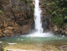 Jogkradin waterfall, Thailand 2016