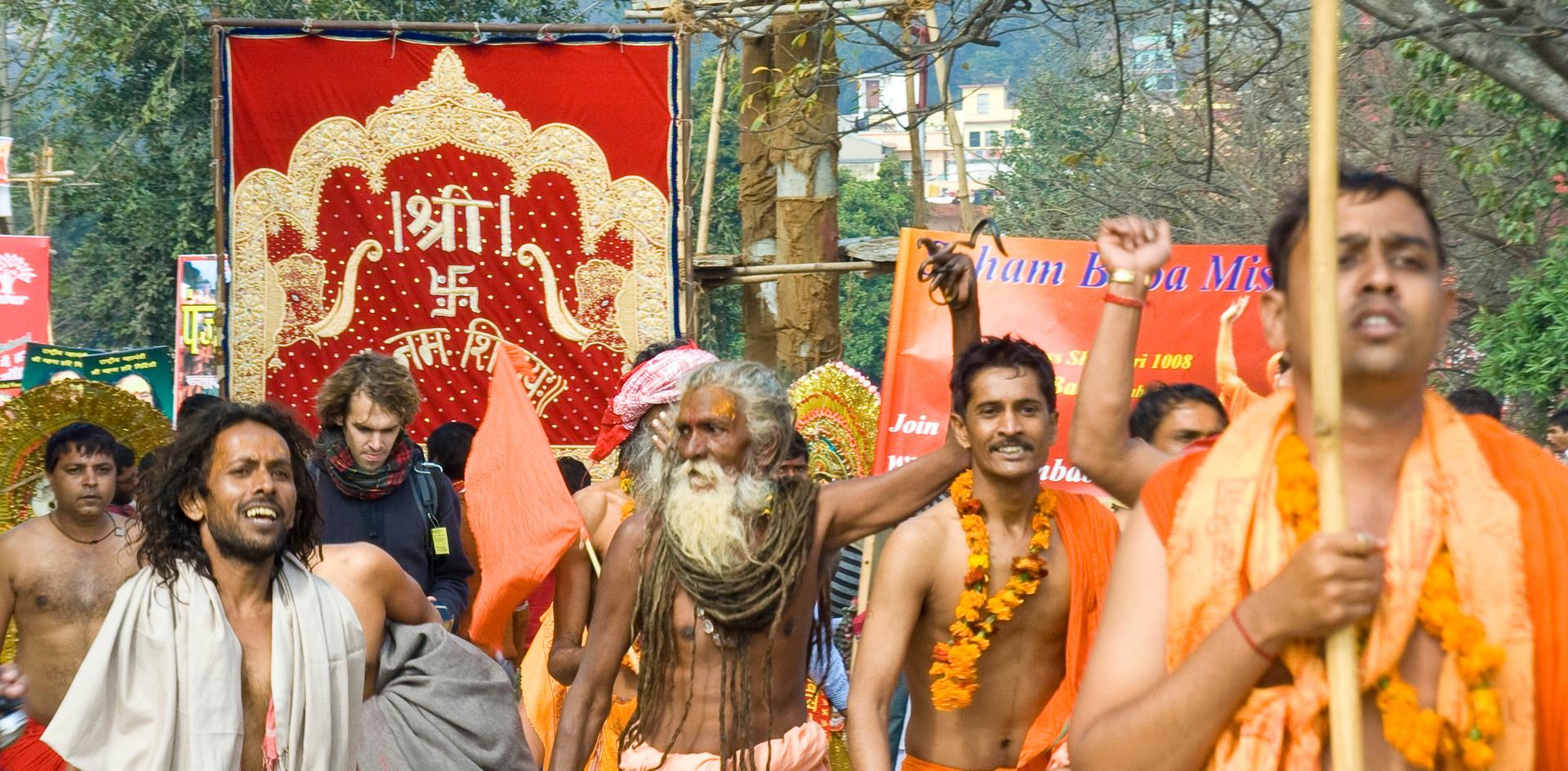 Kumbh Mela Haridwar 2009