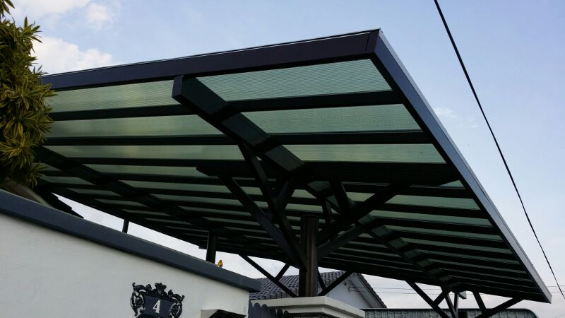 Lexan Polycarbonate Sheet 5 Walls