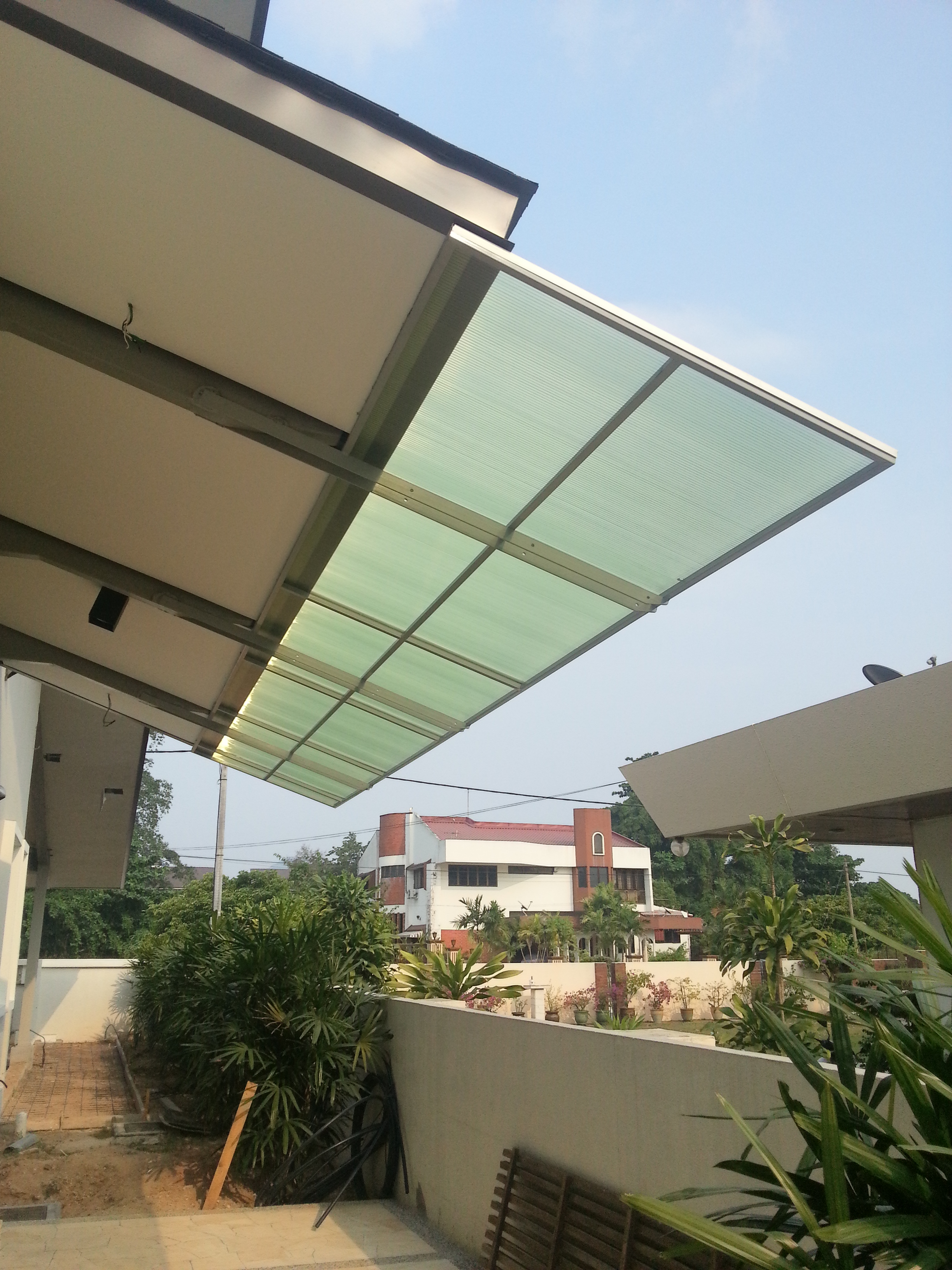 Ipoh Short Extension with Lexan Thermoclear SCIR 5 walls