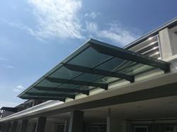 Perak, Ipoh Gunung Lang Residential 2017 with Lexan Thermoclear SC IR 5 Walls
