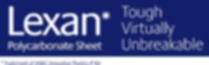 Lexan™ Polycarbonate Sheet & Film