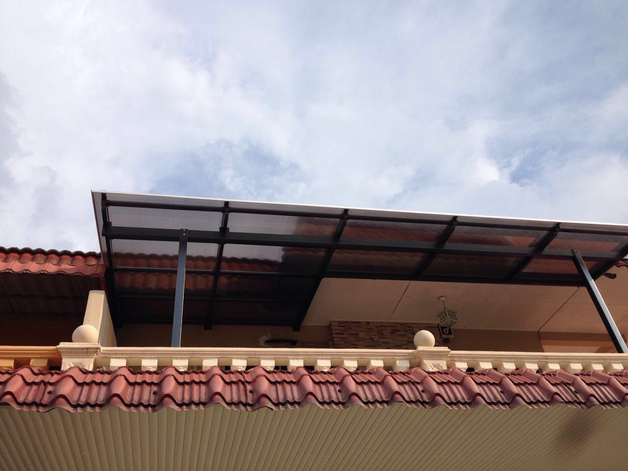 2014 Ipoh Resident - Lexan Thermoclear 5 Walls Bronze