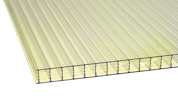 Lexan Thermoclear SC IR 10 mm 5 walls for House Awnings