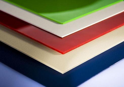 GEPAX™ 7206 Sheet. Suede Texture Opaque Polycarbonate Sheet