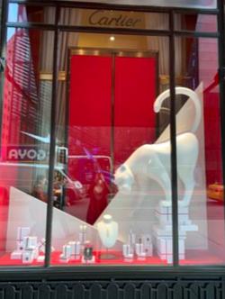 Cartier Christmas 2020 New York