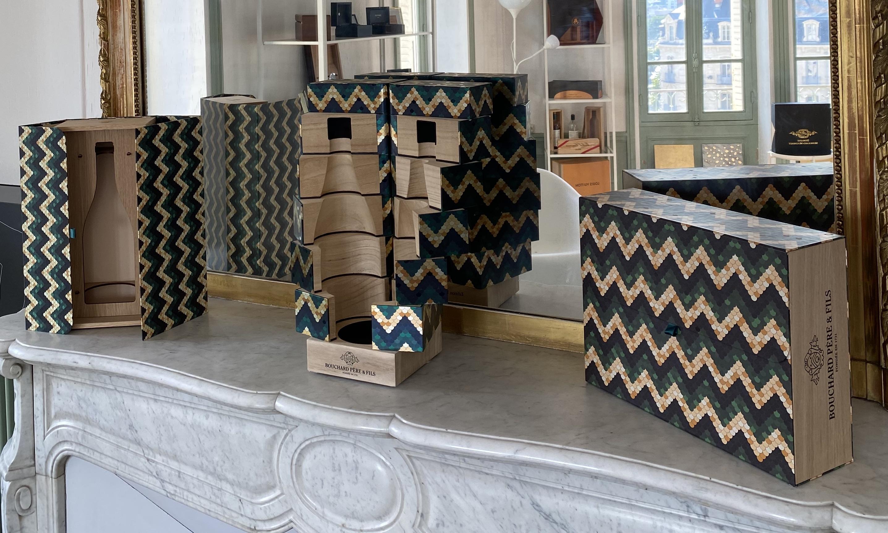 Maison Bouchard Père et Fils Design & Production