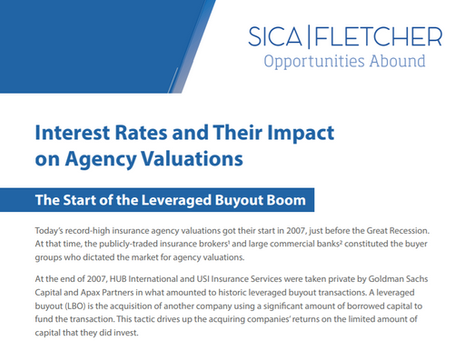 Interest Rates and Their Impact on Agency Valuations