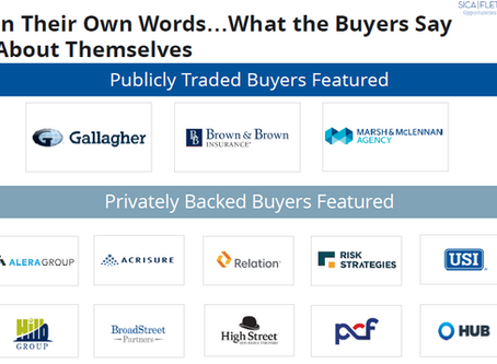 In Their Own Words…What the Buyers Say About Themselves