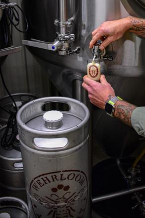 Brewing Mead at Wehrloom
