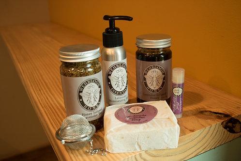 Lavender Lovers - Gift Set