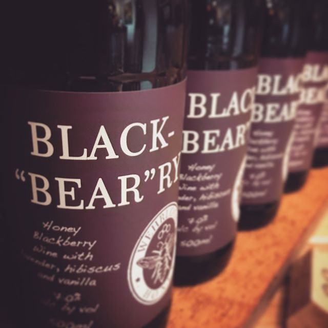 Blackberry Mead from Wehrloom