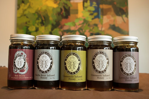 Infused Honey - Gift Set