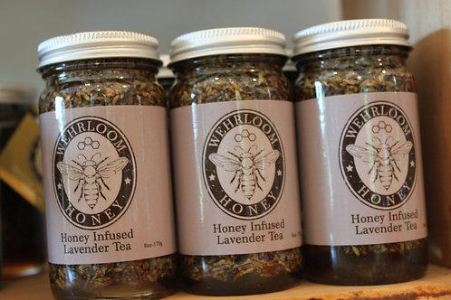 Honey Infused Lavender Tea