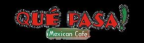 Que Pasa Mexican Cafe