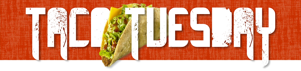 Taco Tuesday Deals