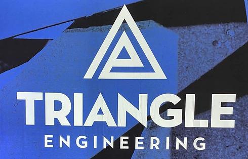 triangle whole house fans logo