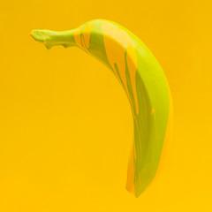 자연스러우려고 최선을 다한 바나나 50x50cm 2014.jpg
