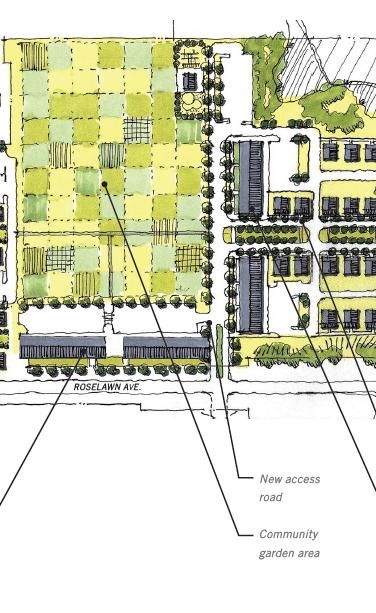 Rice Street Garden Site (Waterworks)