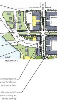 Lake McCarrons East Site