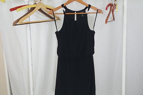 White House/Black Market Women's Black Dress