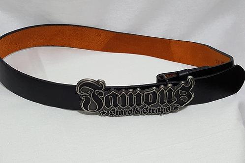 Famous Stars and Stripes Vintage Belt Buckle