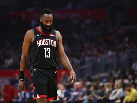 Both James Harden and the Rockets Are at Fault for Their Tumultuous Relationship