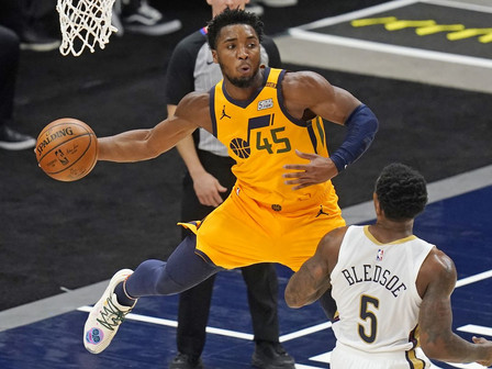 Donovan Mitchell Is Paving His Own Path