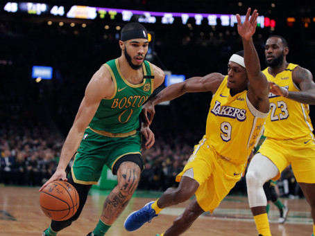Looking at the Four Potential NBA Finals Matchups