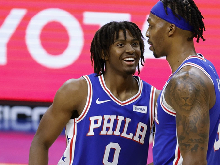 Checking In with the Revamped 76ers