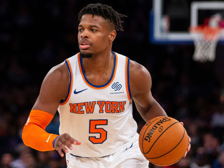 Knicks Looking to Sort Out Young Talent This Season