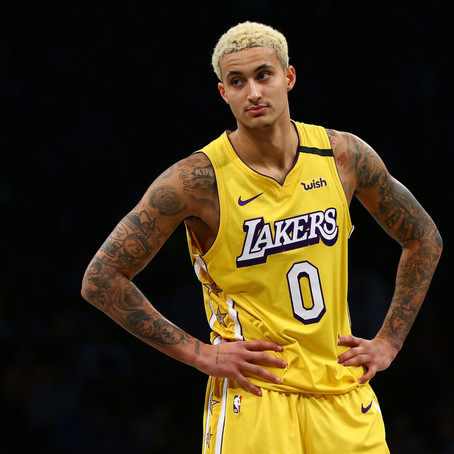 Is It Too Late for Kyle Kuzma to Become the Lakers' Third Star?