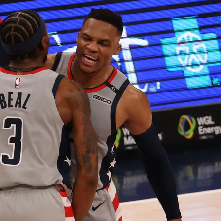 The Westbrook-Beal Tandem Could Wreak Havoc in the Play-in Tournament