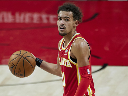 Trae Young's Shooting Slump Isn't the Only Thing Sinking the Hawks