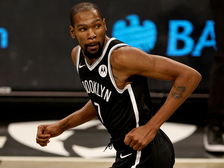 The Case for Kevin Durant as This Season's MVP