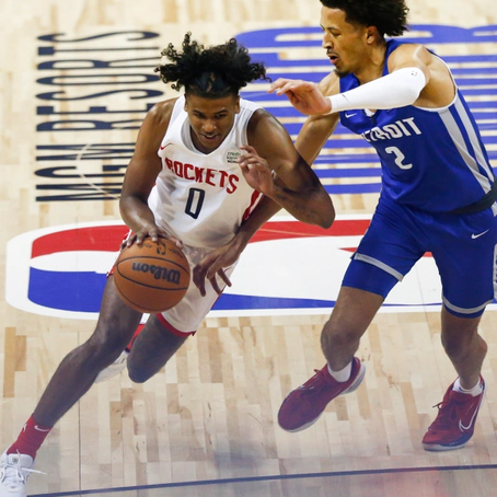 Terrific Tuesday: Summer League Showcasing the NBA's Brightest Stars
