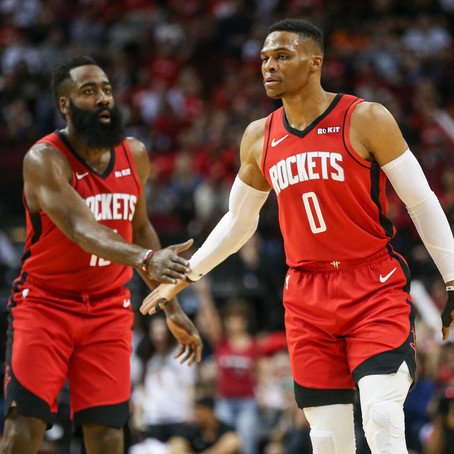The Westbrook-Wall Trade: A Change in Scenery for Both Stars