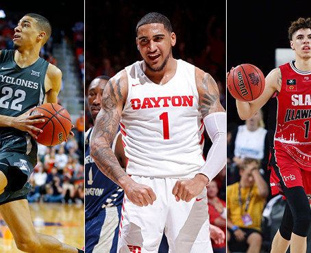 Predicting the Top-15 NBA Draft Picks
