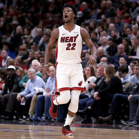 The Jimmy Butler Effect