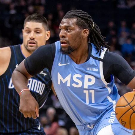 The Timberwolves Are Awful. This Isn't The Season to Try and Change That.