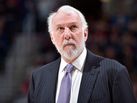 Gregg Popovich and the Spurs Organization Have Done It Again