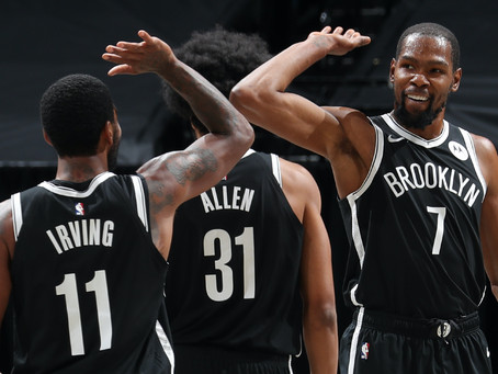 Before They Can Contend for a Title, The Nets Have Some Adjustments to Make