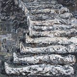 Row, 68x70, oil on canvas, 2016.jpg