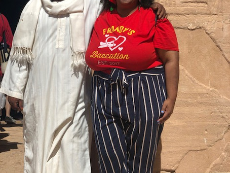 Traveling While Black & American: Egypt Edition