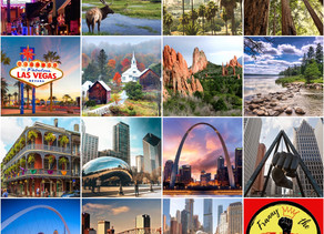 15 MUST-SEE U.S.A. Destinations this Summer