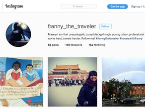 Joining the Blogger/Travelgrammer World!