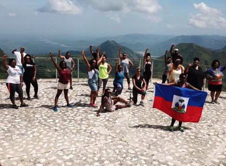 Changing the Narrative, 9 Reasons to #NotSleeponHaiti