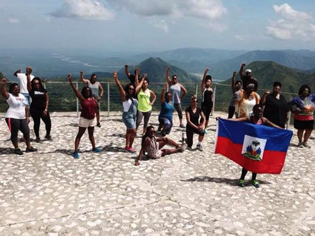 Changing the Narrative, 9 Reasons to #NotSleeponHaiti